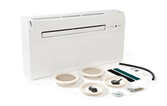 Podrobnosti instalace klimatizace